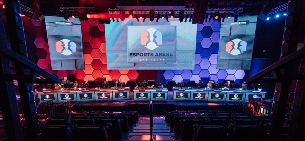 Esports Arena Las Vegas links up with HyperX  The Stadium
