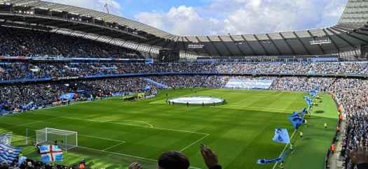 Man City calls on influencers to help fill Etihad Stadium ...