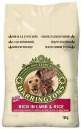 Harringtons Lamb And Rice