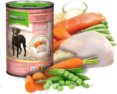 Natures menu dog food