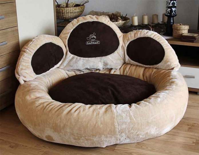 Staffy Proof Dog Bed