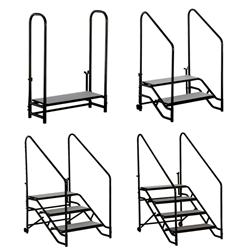 Stage Steps for Regular Folding Transfold Stages/Risers