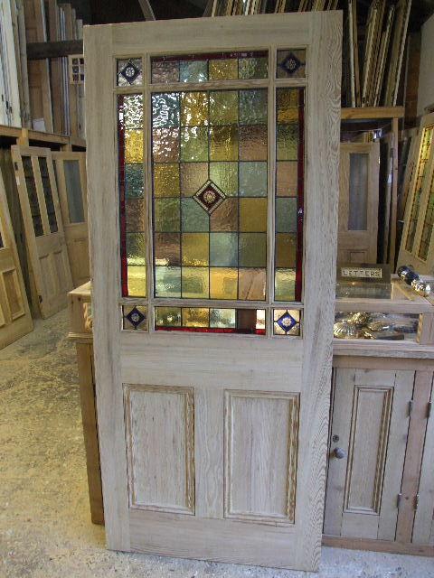 Size Front Doors Panels