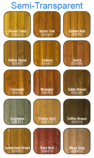 Fence Stain Colors The Stain Pro Kansas City Fence Deck Staining Professionals