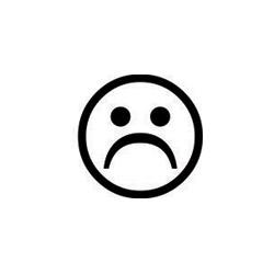 sad face stamp sss2