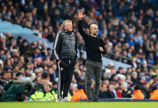 How can I watch Sheffield United v Manchester City? Who is ...