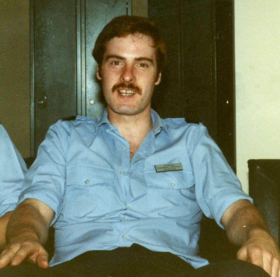 Scotland's first ever paramedic comes out of retirement to ...