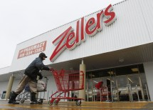 Zellers Close 64 Stores Target Moves