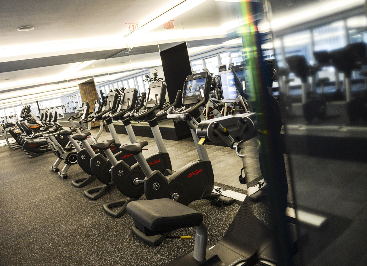 Luxury gyms target highend clients  The Star