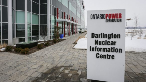 Ontario Power Generation will join forces with Westinghouse to bid for nuclear projects around the globe, the companies announced Wednesday. TORONTO STAR/FILE PHOTO