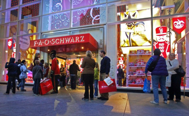Famed Fao Schwarz Toy Store In New York To Close Toronto