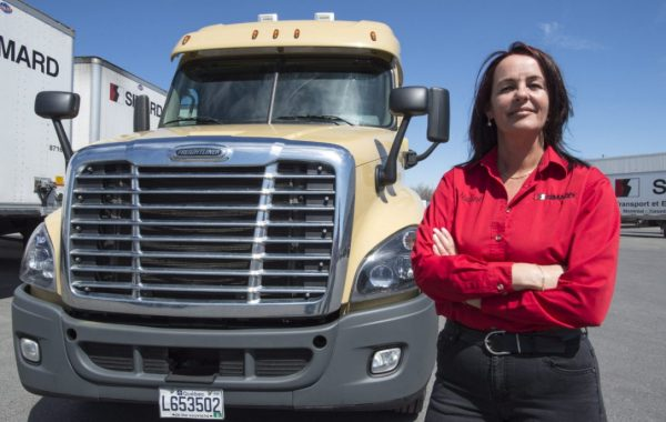 Trucking industry faces labour shortage as it struggles to