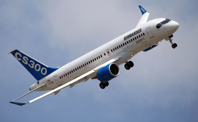 Air Canada Finalizes 3 8b Order For 45 Bombardier Cseries