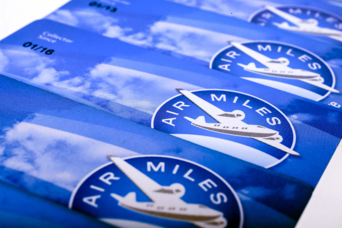 Air Miles points policies test customers loyalty Roseman