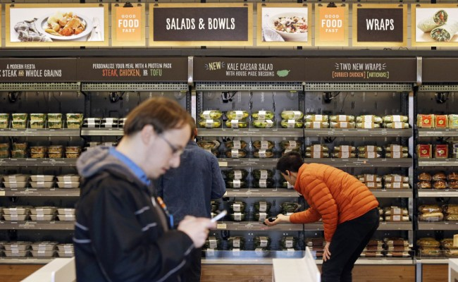 Amazon Prepares To Bring Checkout Free Grocery Store To U
