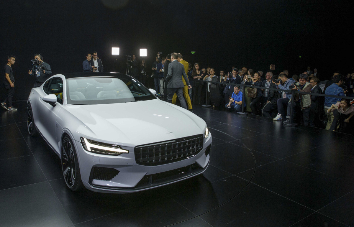 volvo to go electric by 2019