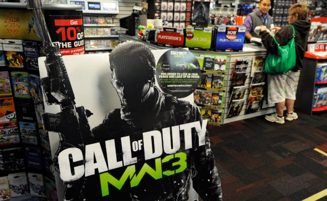 Call Of Duty Mw3 Hits Store Shelves At Midnight Toronto