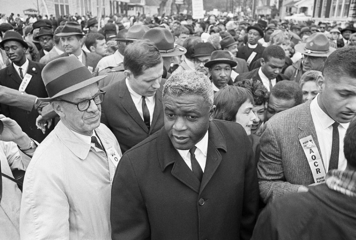 When Jackie Robinson Was A Hero In Montreal