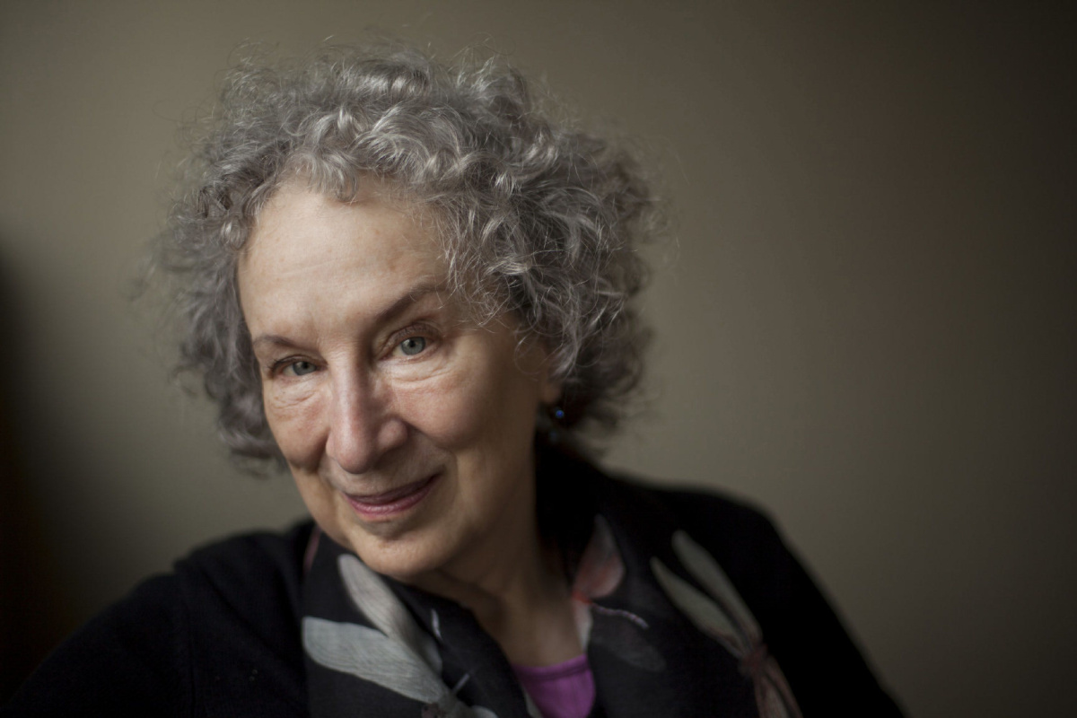 Margaret Atwood Thomas King among Trillium Book Award