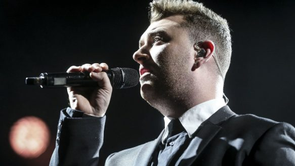 "Sam Smith has said he'd never heard Tom Petty's ""I Won't Back Down,"" despite similarities to his hit ""Stay With Me."""
