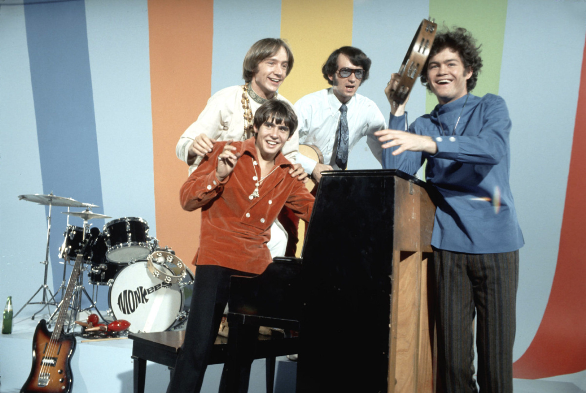 Grammy Awards Hey hey what about the Monkees  Toronto