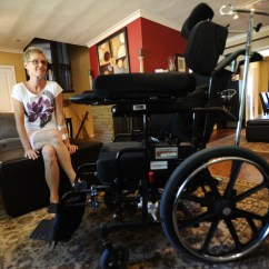 Wheelchair Used Master Gym Chair Reviews Recycling Wheelchairs, Medical Devices Proves Challenging, But Red Cross Can Help | The Star