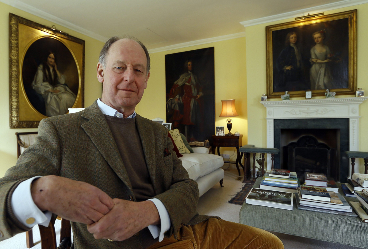 British Aristocrats At Mercy Of Downton Abbey Style
