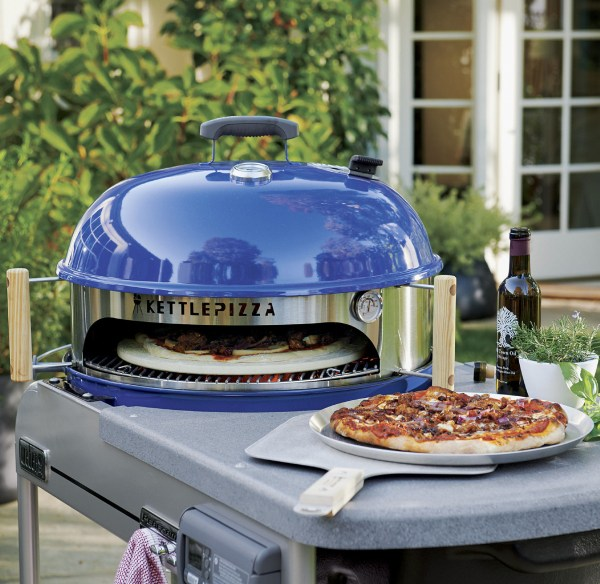 Outdoor Pizza Oven and Grill