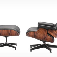 Eames Chair Canada And Ottoman Husband Wife Team Combine To Create Iconic Lounge The Knockoff Star