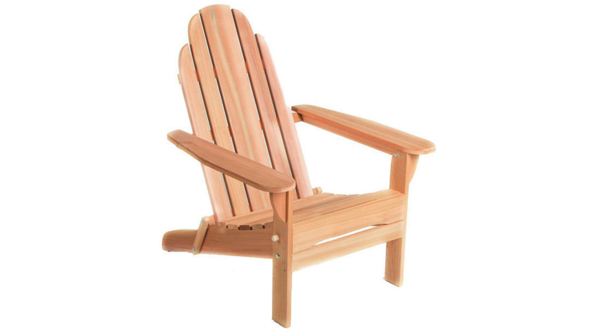 The Classic Canadian Chair Just Made For Muskoka The Star