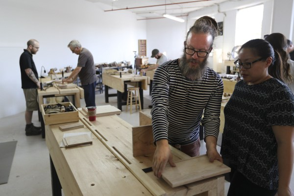 Woodworking Growing Popular Young City-dwellers Toronto Star