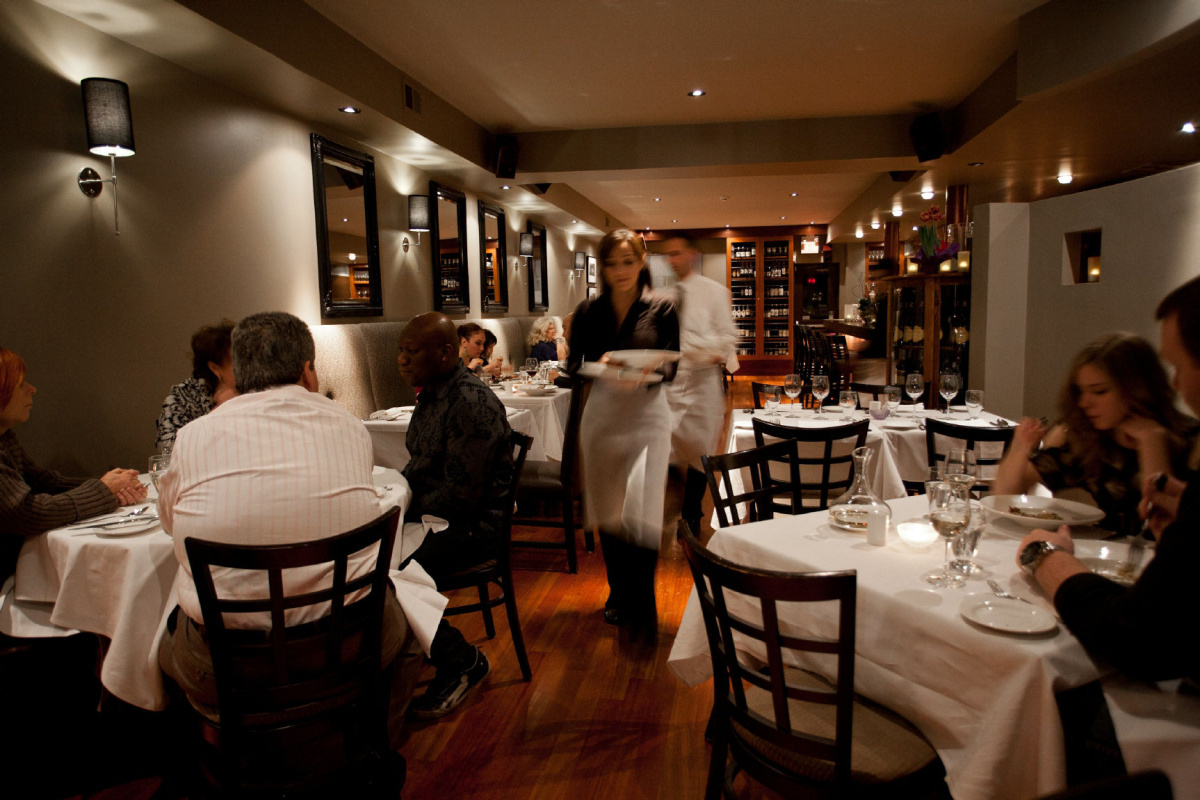 Luci Restaurant Review  Toronto Star