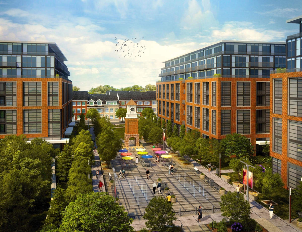 Victoria Common Project Moves New Urbanism West To