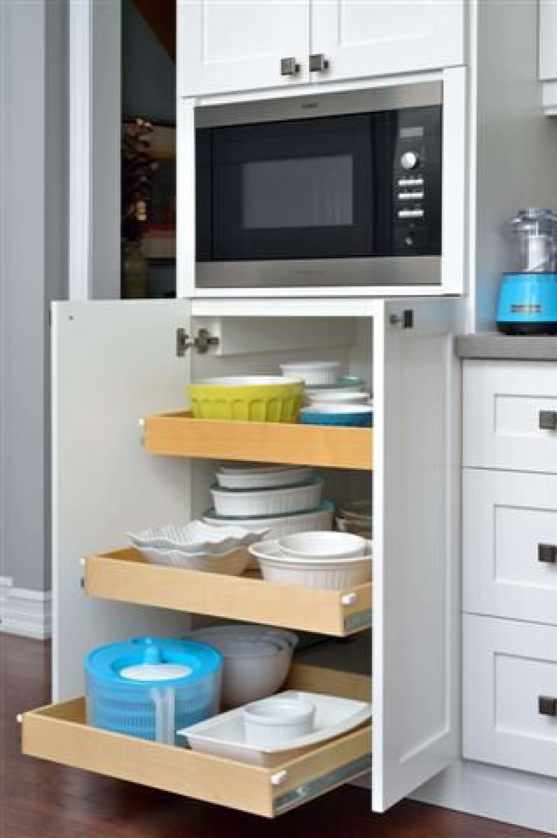 pull out kitchen drawers amazon mat closet organizers: staying tidy involves using systems ...