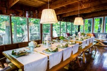 Island Cottage Dining Room Pictures