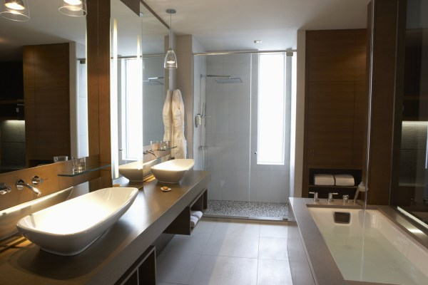 Modern Bathroom Design Hotels