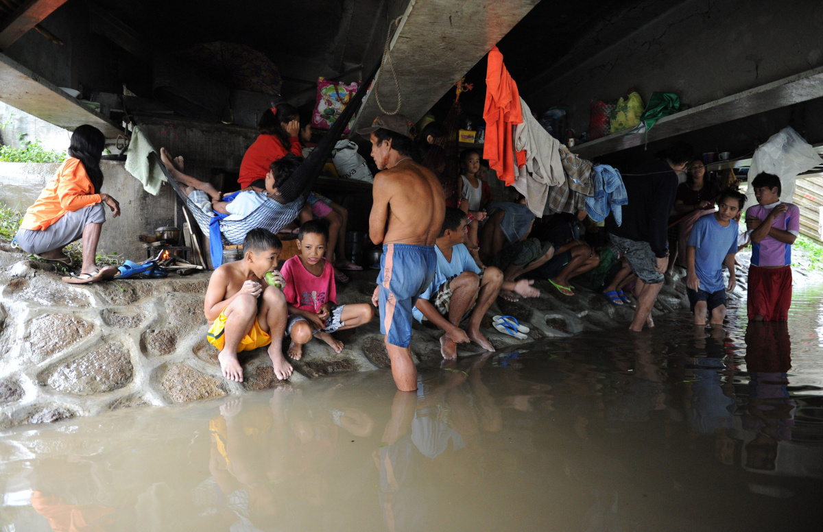 Natural Disasters Forced 32 Million People From Their