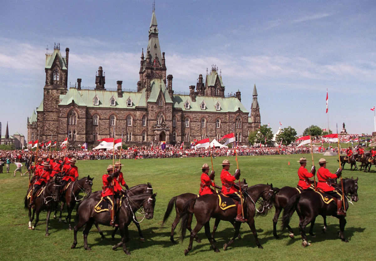 Six new RCMP foals get names in contest  Toronto Star