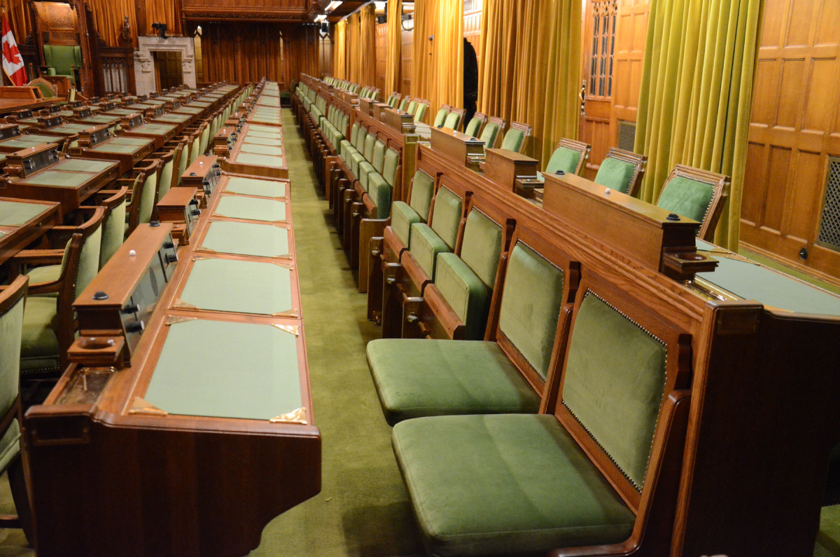 How 30 news seats were added to the House of Commons