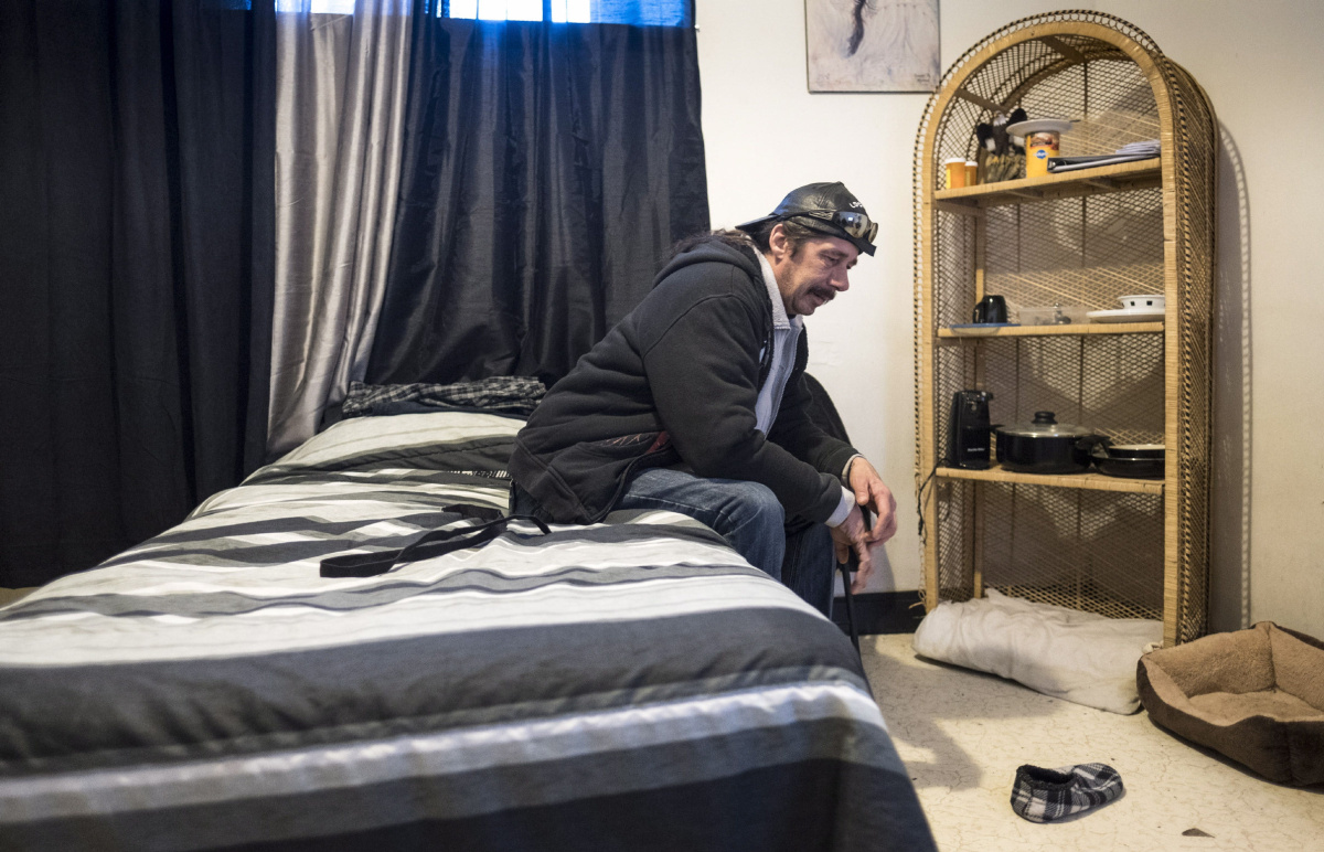 Federal homeless census hopes to illustrate depth of