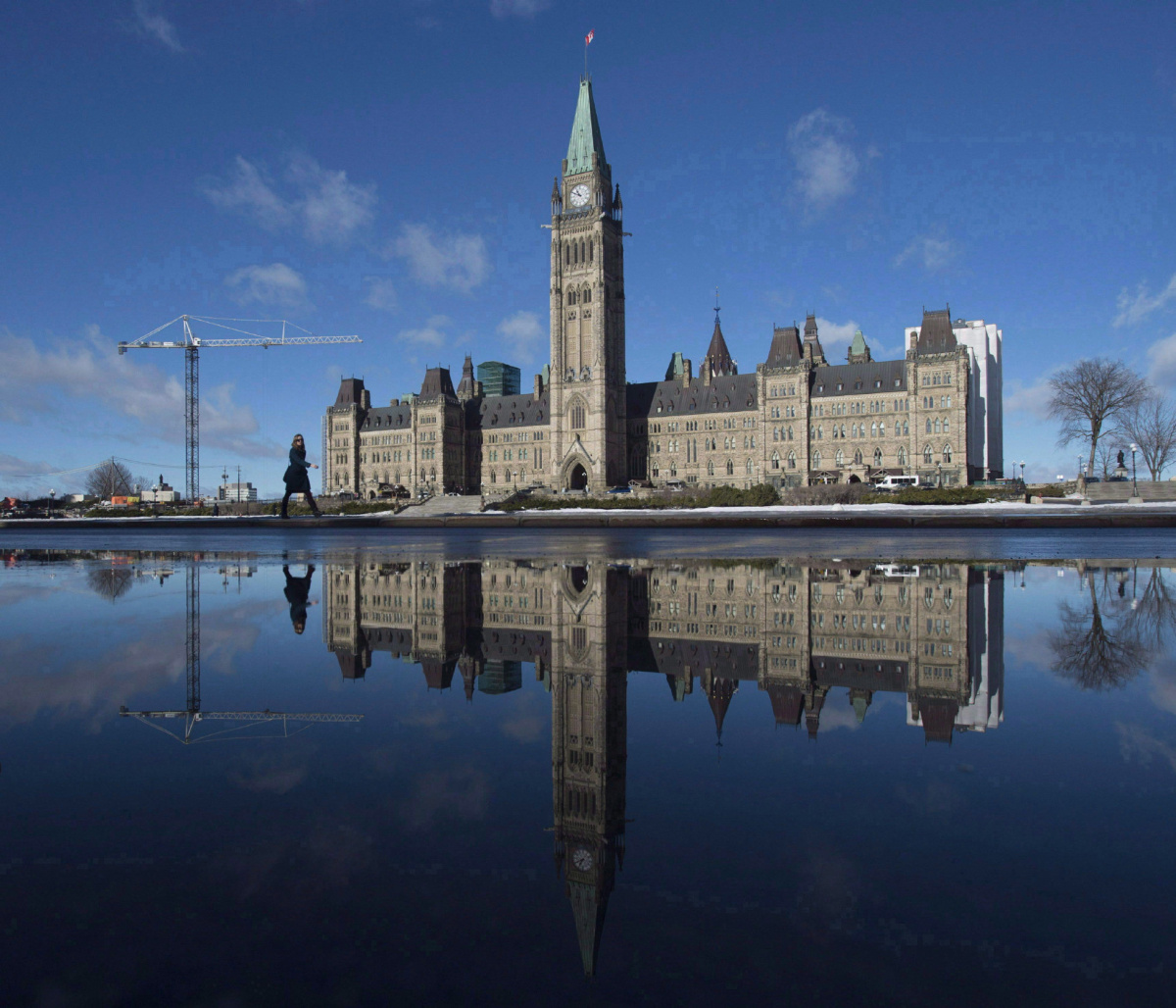 government of canada resumes