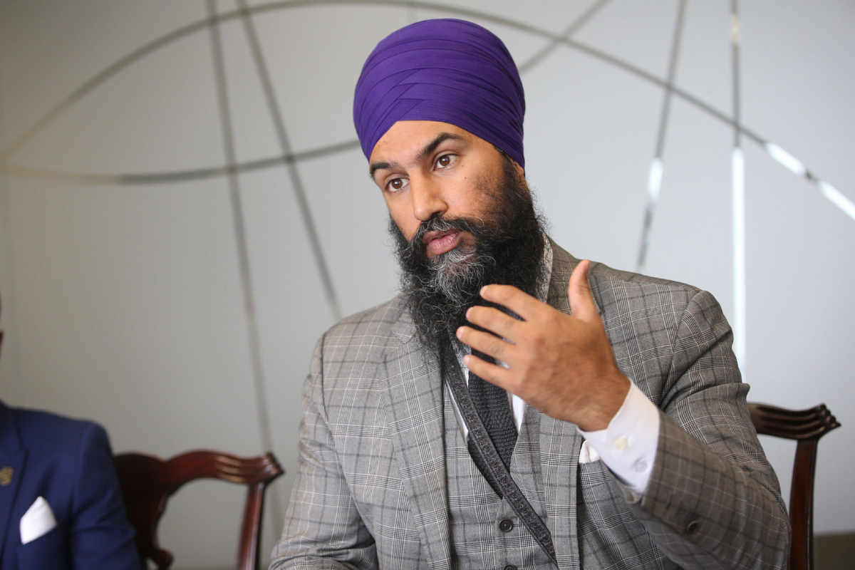 5 Key Challenges For Jagmeet Singh Toronto Star