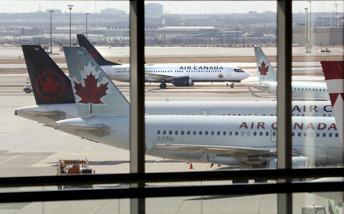 Air Canada suspends all direct flights to China for a month in ...