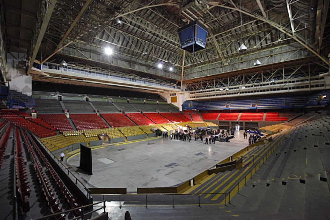 Maple Leaf Gardens ushers in the future  The Star