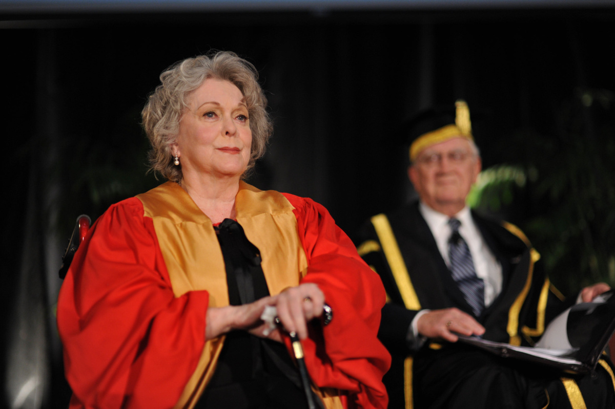 Pm Starving Health Care Declares Shirley Douglas