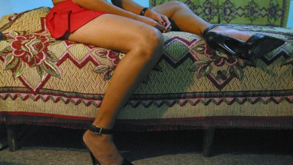 Havana resident Mara says she pulled on a miniskirt and began working as a prositute because money was short. Canadians are major players in the country's sex trade, which involves many underage girls.