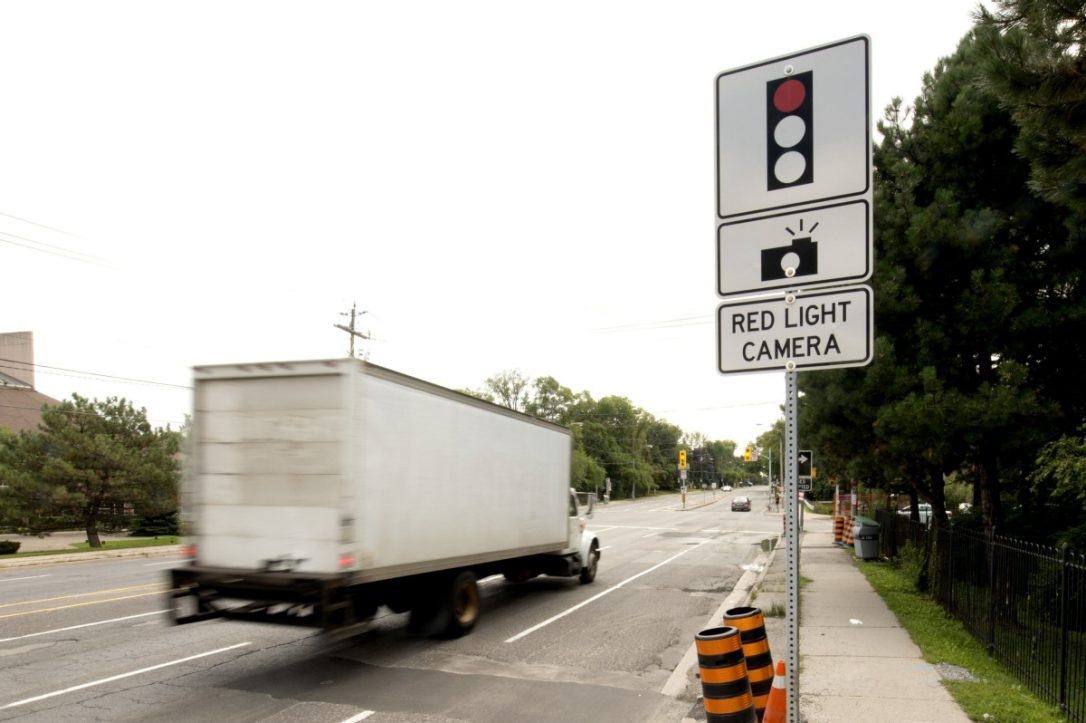 Redlight cameras are one thing photo radar another