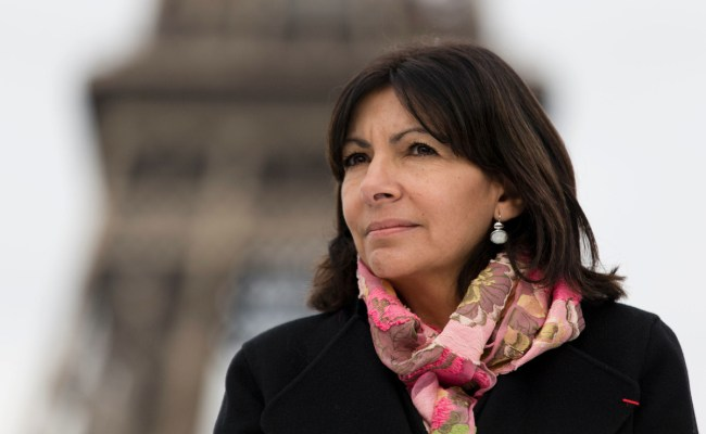 Mayor Of Paris Remains Committed To The Struggle To