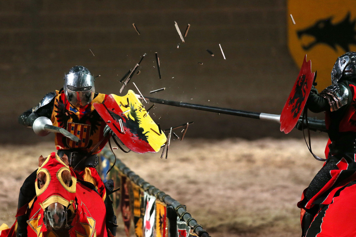 How Medieval Times survives in the digital age  Toronto Star