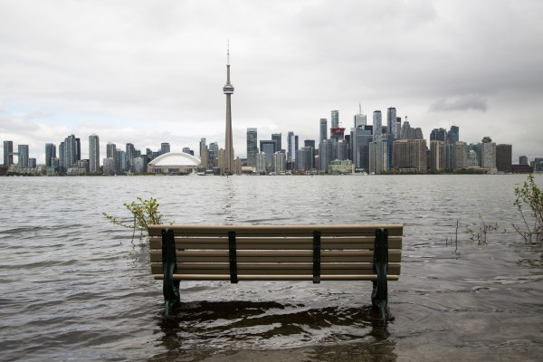 Toronto Islands Reopened Public Business